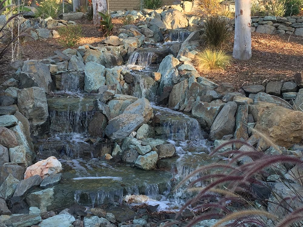 Orange County Water Feature